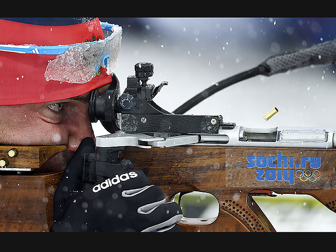 EYE ON THE PRIZE photo | Winter Olympics 2014