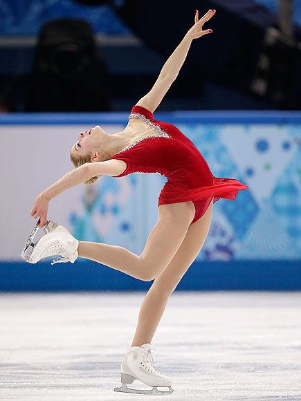 WHAT'S IN A NAME? photo | Winter Olympics 2014, Gracie Gold