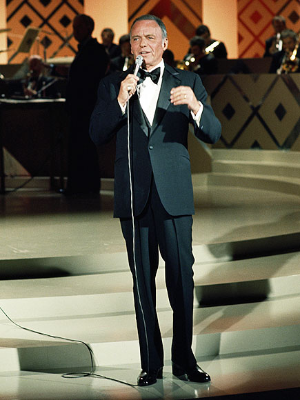 FIRST DANCE: FRANK SINATRA photo | Frank Sinatra