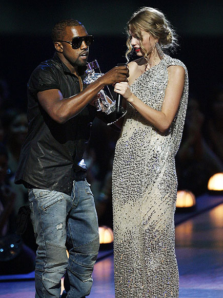 THE RUDEST photo | Kanye West, Taylor Swift