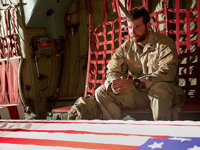 10. AMERICAN SNIPER photo   Bradley Cooper