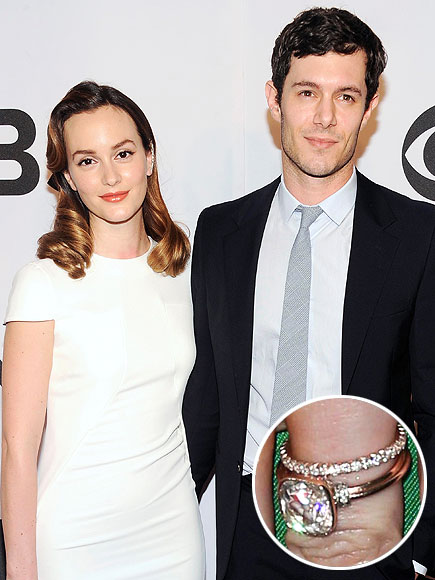 LEIGHTON MEESTER & ADAM BRODY photo | Adam Brody, Leighton Meester