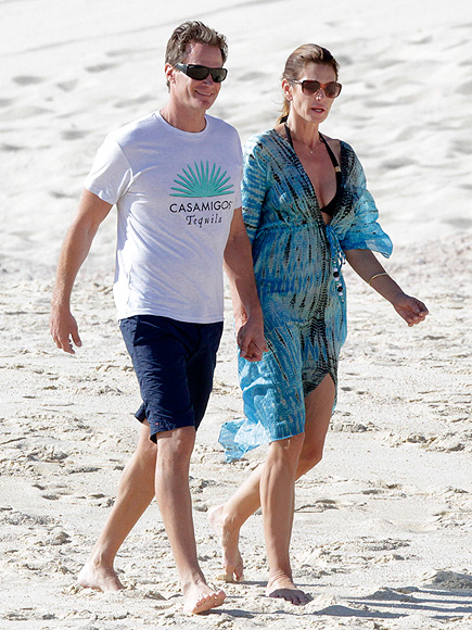 PARADISE FOUND photo | Cindy Crawford, Rande Gerber