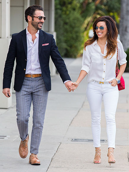 Eva's New Man photo | Eva Longoria