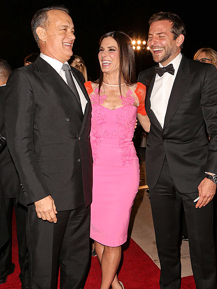 GIGGLE GAGGLE photo | Bradley Cooper, Sandra Bullock, Tom Hanks