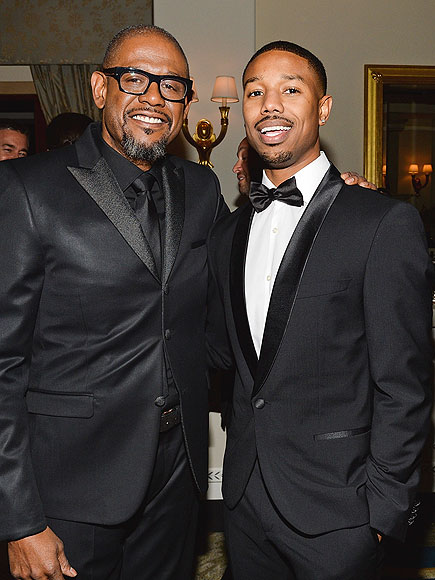 AWARD WORTHY photo | Forest Whitaker, Michael B. Jordan