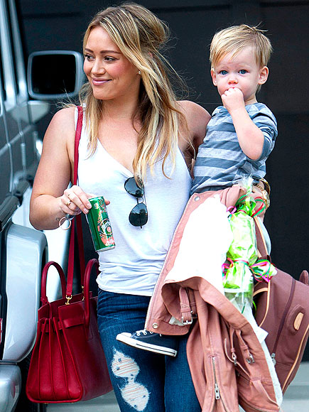 DRAMA FREE photo | Hilary Duff