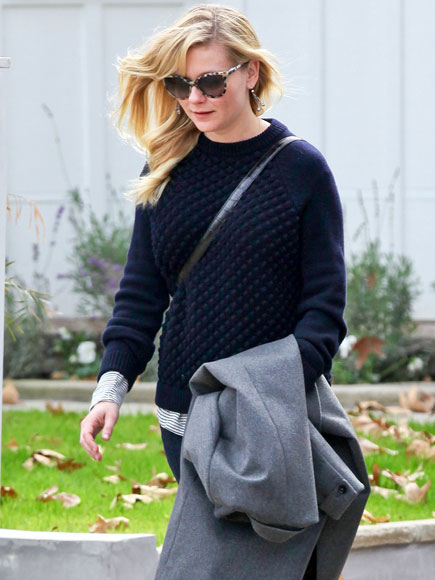 SWEATER WEATHER photo | Kirsten Dunst
