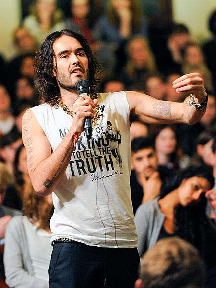 BACK TO SCHOOL photo | Russell Brand