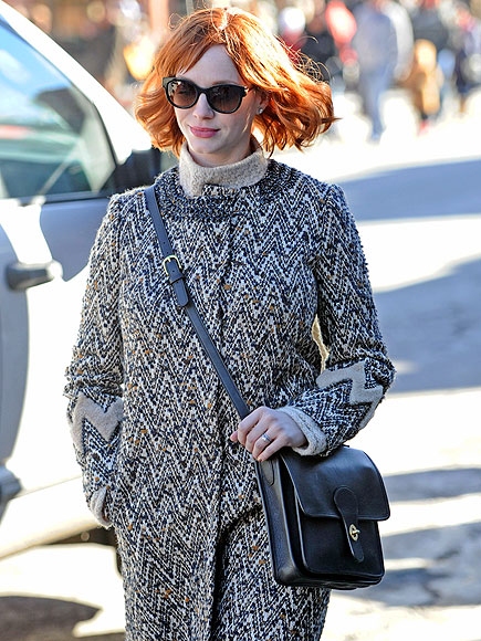 DRESS FOR SUCCESS photo | Christina Hendricks