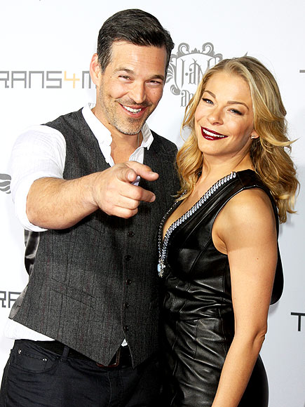 SMILE TIME photo | Eddie Cibrian, LeAnn Rimes
