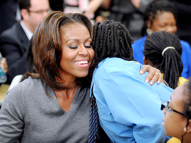 GOOD EATS photo | Michelle Obama