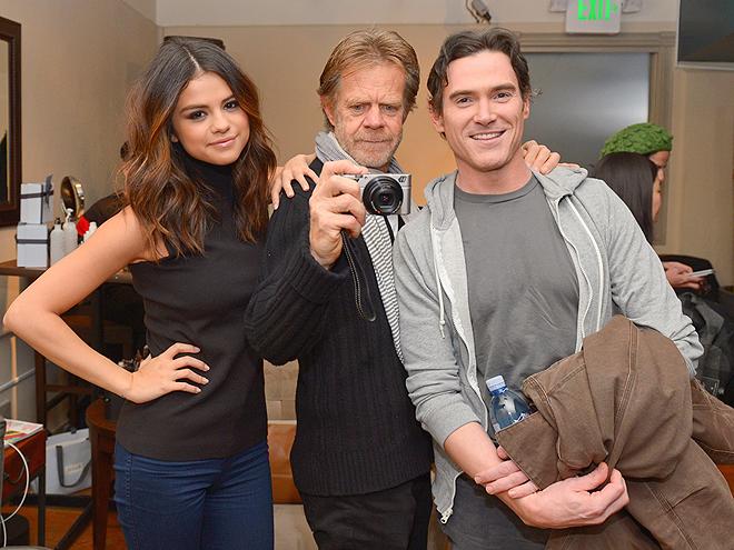 SAY CHEESE photo | Selena Gomez, William H. Macy