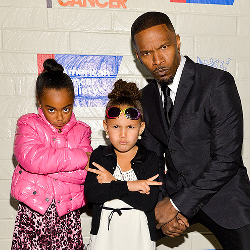 MEAN MUGGIN photo | Jamie Foxx