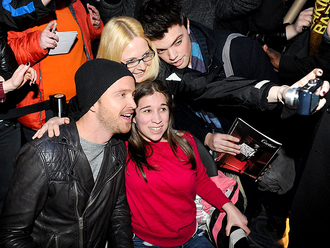 FAN FAVORITE photo | Aaron Paul