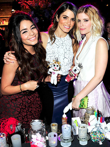 THREE OF HEARTS photo | Kate Mara, Nikki Reed, Vanessa Hudgens