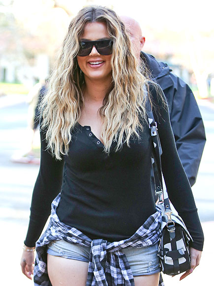 BLONDE AMBITION photo | Khloe Kardashian