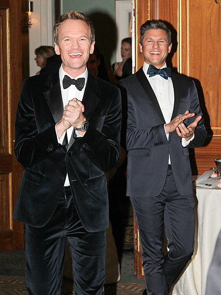 DASHING DUO photo | Neil Patrick Harris