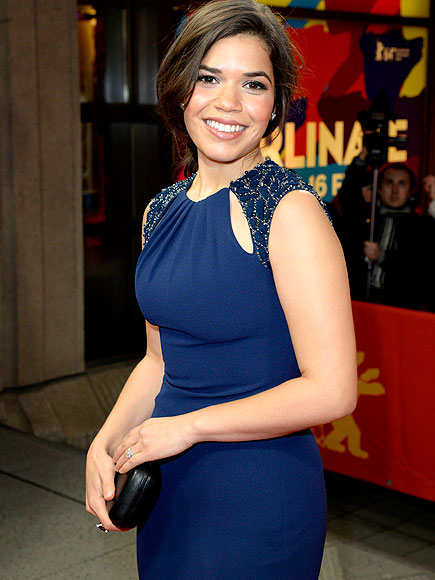 SAY CHEESE photo | America Ferrera