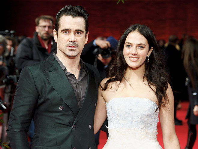 FEEL THE LOVE photo   Colin Farrell, Jessica Brown Findlay