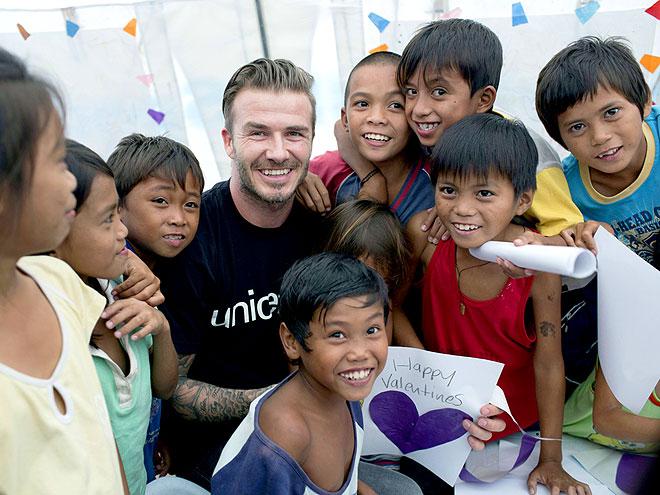 MELT YOUR HEART  photo | David Beckham