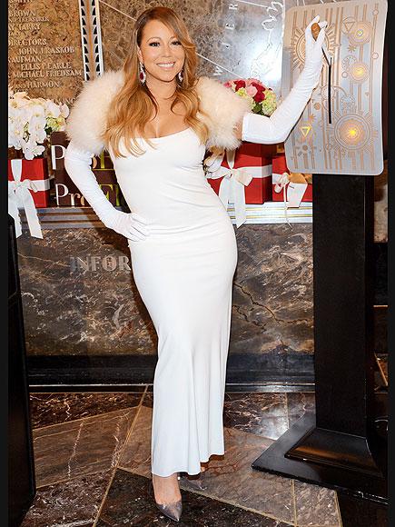 SPREADING CHEER photo | Mariah Carey