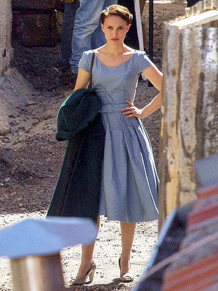 SET DRESSING photo | Natalie Portman