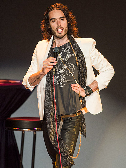 CENTER STAGE photo | Russell Brand