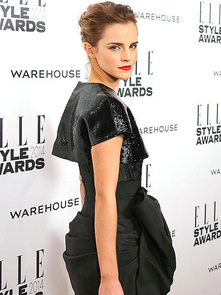 STARE MASTER photo | Emma Watson