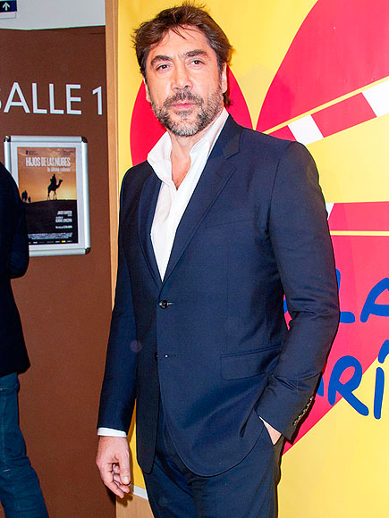 SUAVE STARE photo | Javier Bardem