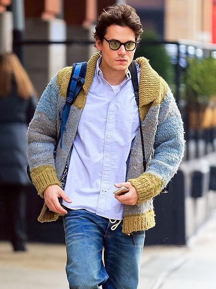 NO SWEAT photo | John Mayer
