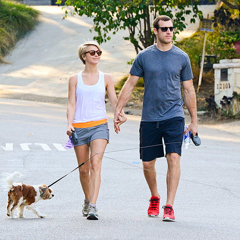 DOGGONE CUTE photo | Julianne Hough