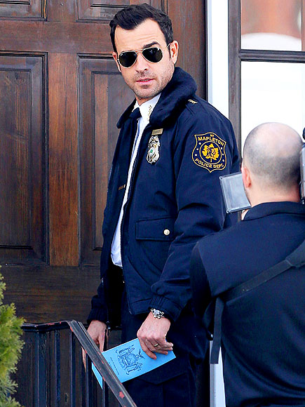 TO SERVE & PROTECT photo | Justin Theroux