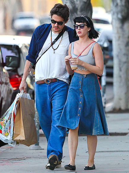 TWO STEP photo | John Mayer, Katy Perry