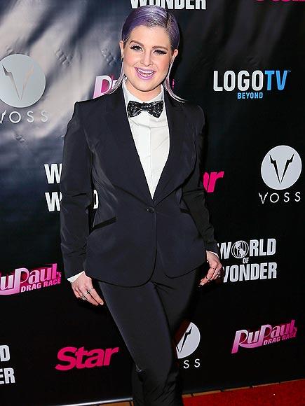 BOW-ING OUT photo | Kelly Osbourne