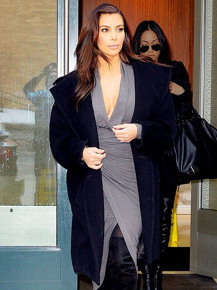 KEEPING HER COOL photo | Kim Kardashian