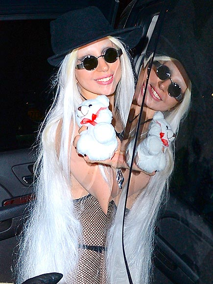 BEAR NECESSITY photo | Lady Gaga