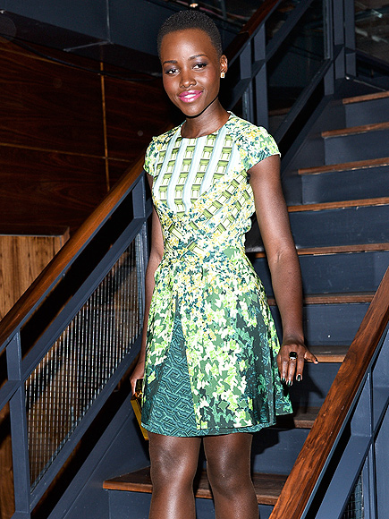 GRAND ENTRANCE photo | Lupita Nyong'o