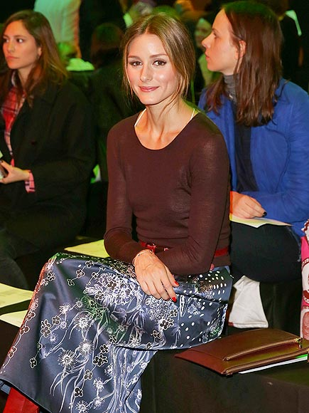 FRONT & CENTER photo | Olivia Palermo