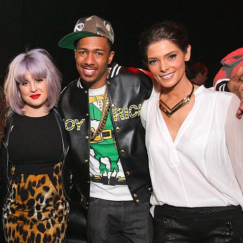 STYLE & SASS photo | Ashley Greene, Kelly Osbourne, Nick Cannon