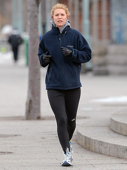 RUNNING HOME photo | Claire Danes
