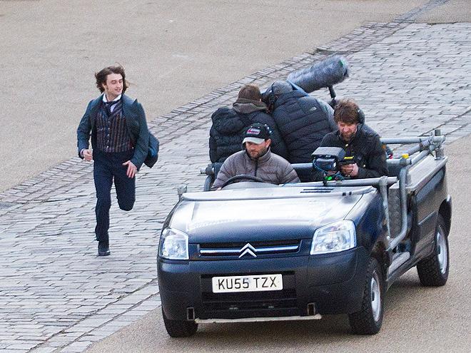 HAIR HE COMES photo | Daniel Radcliffe