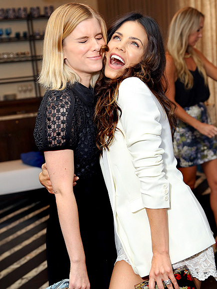 FUNNY FACE photo | Jenna Dewan, Kate Mara