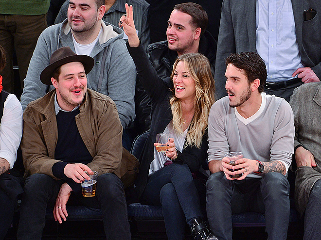TRIPLE PLAY photo | Kaley Cuoco-Sweeting, Marcus Mumford