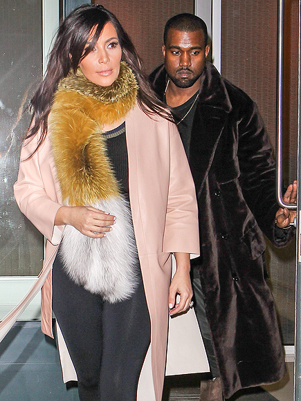 WALK OF FAME photo | Kanye West, Kim Kardashian