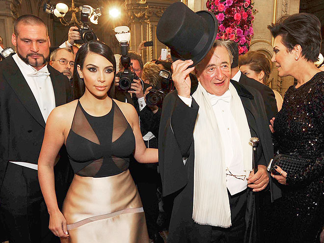 TIP OF THE HAT photo | Kim Kardashian