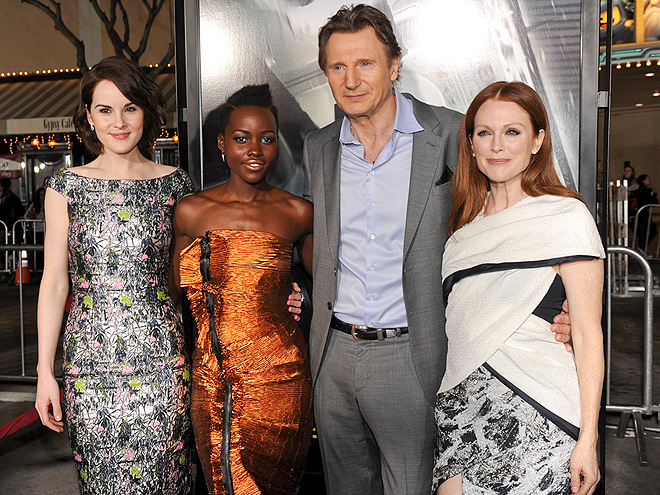 FANTASTIC FOUR photo | Julianne Moore, Liam Neeson