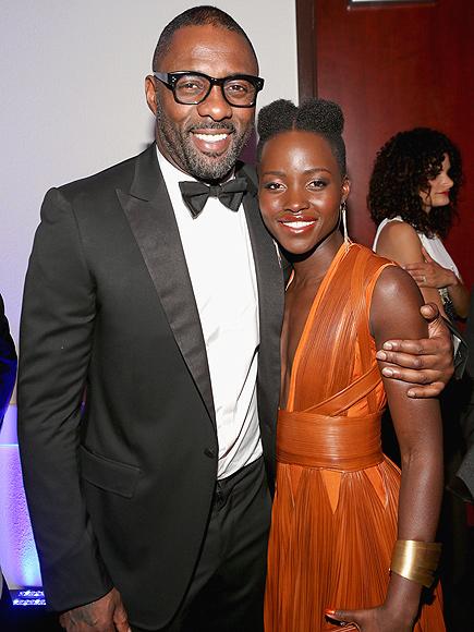 GUESTS OF HONOR photo | Idris Elba, Lupita Nyong'o