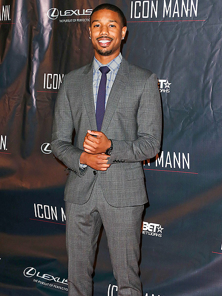 GRAY MATTER photo | Michael B. Jordan