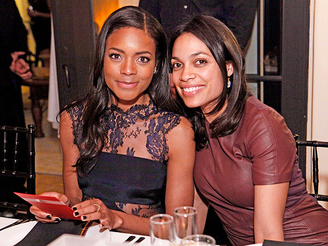 FAST FRIENDS photo | Naomie Harris, Rosario Dawson